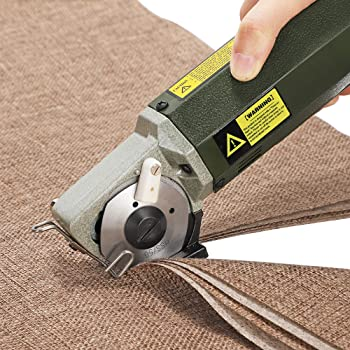 CGOLDENWALL Electric Cloth Cutter