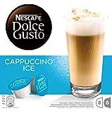 Nescafé Dolce Gusto Cappuccino Ice, 16 Capsules (8 Servings)