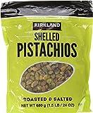 Kirkland Signature Shelled Pistachios Roasted & Salted 1.5 LB
