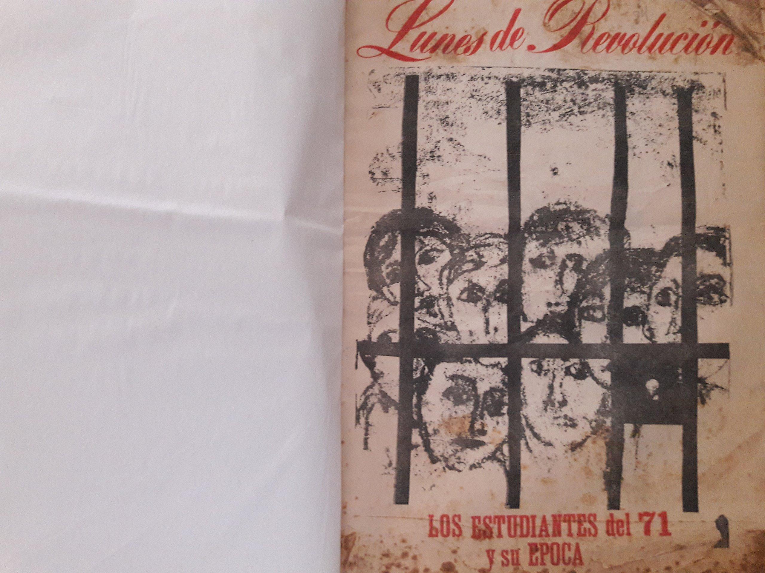 Amazon.com: Lunes de revolucion.revistas,numeros,84,85,86.87 ...
