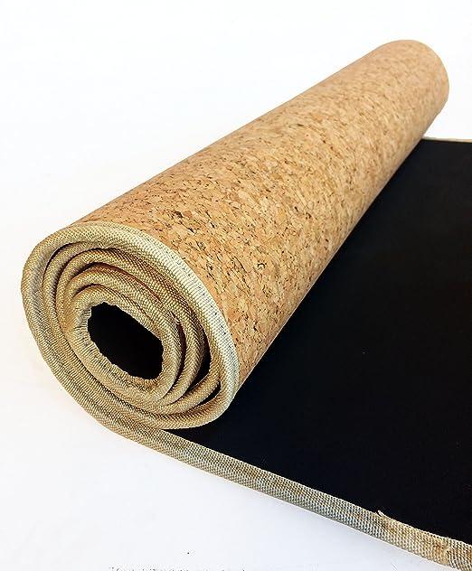 Corcho Yoga Mat: Amazon.es: Deportes y aire libre