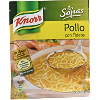 Knorr - Sopa Pollo Fideos 63 g