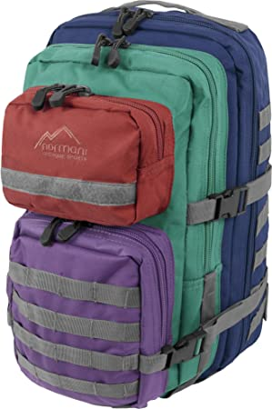 US Assault Pack Large, mochila, 50 litros, color Normsky: Amazon.es: Deportes y aire libre