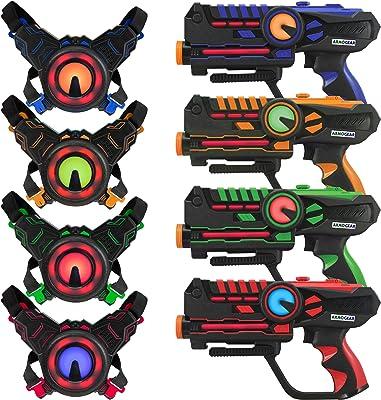 ArmoGear Laser Tag Vests & Blasters