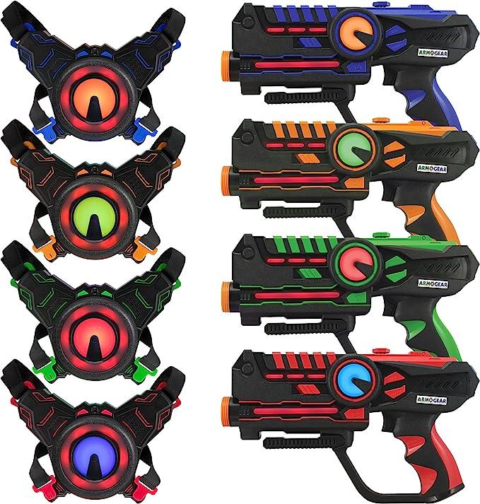ArmoGear Laser Tag Blaster