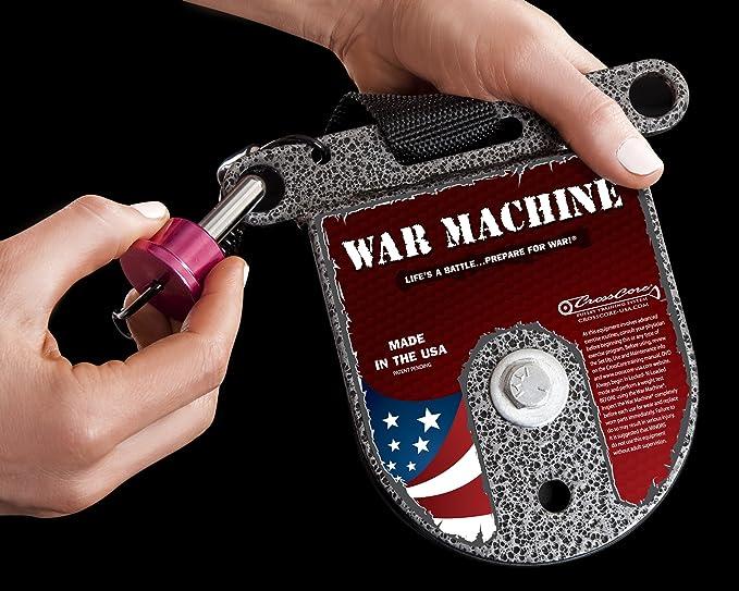 Crosscore War Machine Rotational Bodyweight Trainer by CrossCore