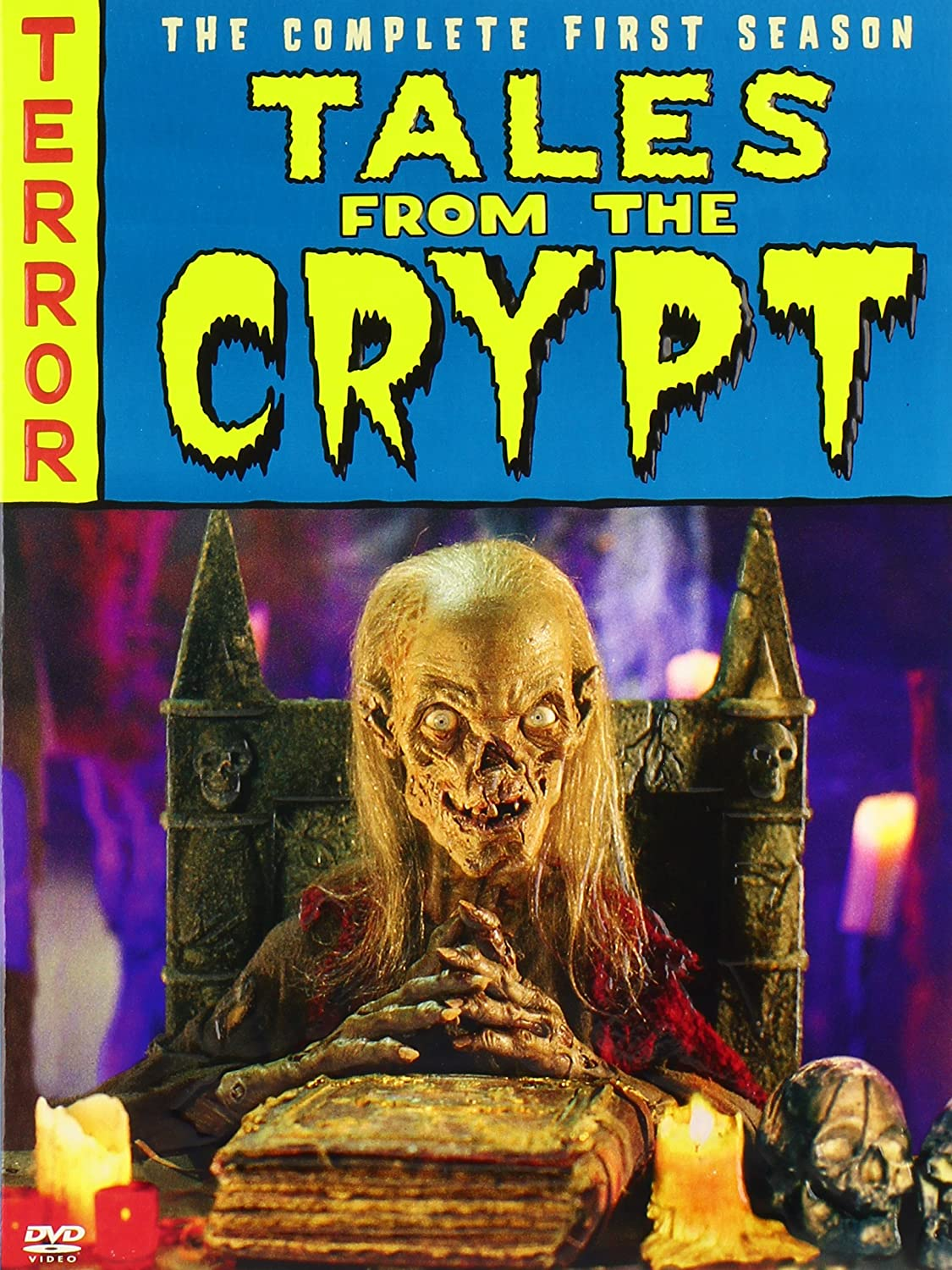 Tales from the Crypt: The Complete First Season John Kassir William Sadler J.W. Smith Roy Brocksmith