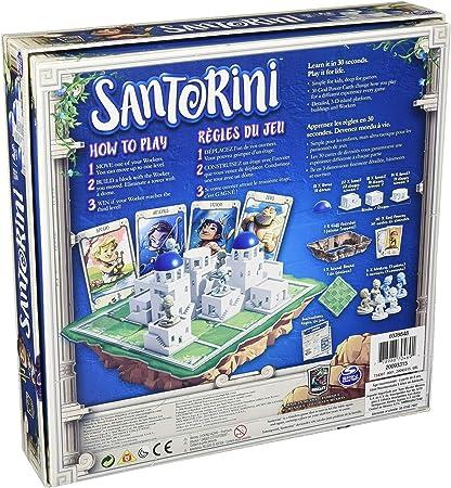Roxley Games: Santorini Board Game - English: Amazon.es: Juguetes y juegos