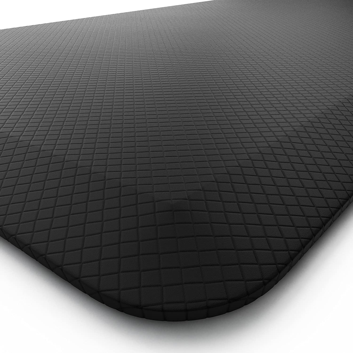 "Homey Brands Anti Fatigue Mat for Home, Office & Kitchen – Large 20"" x 39"" Non-Slip Standing Mat"