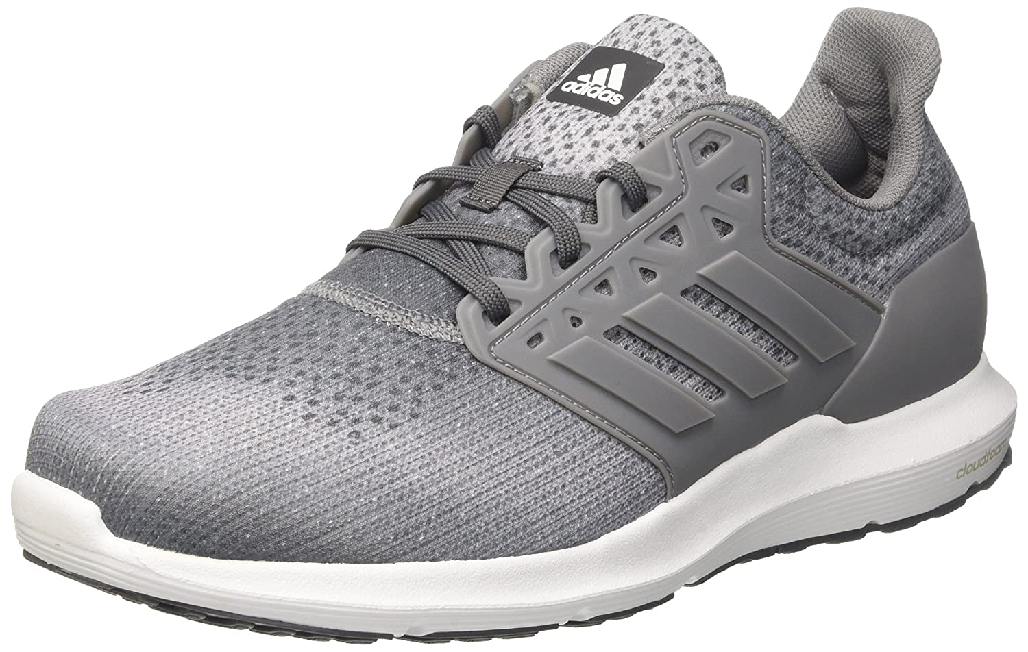 adidas Solyx M, Zapatillas de Running Para Hombre 45 1/3 EU|Gris (Grey Two /Grey Three /Grey One )