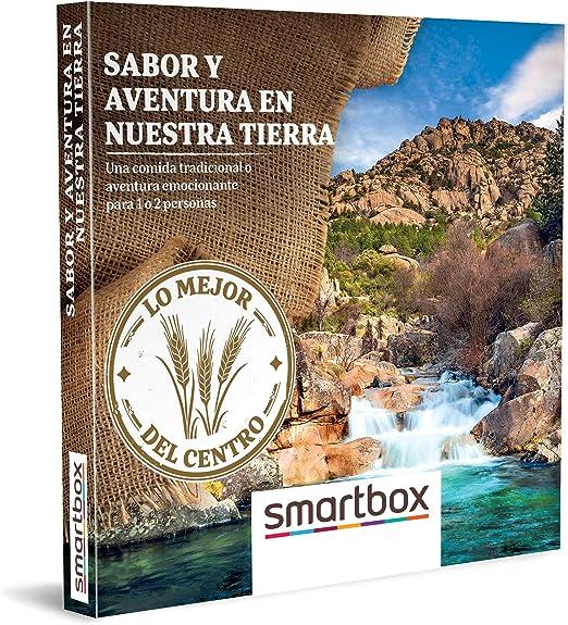 Smartbox - Caja Regalo Amor para Parejas - Sabor y Aventura ...