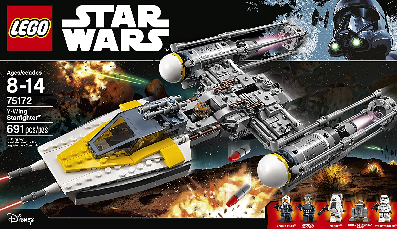 Winter 2017 Lego Star Wars Sets Finally Available In The