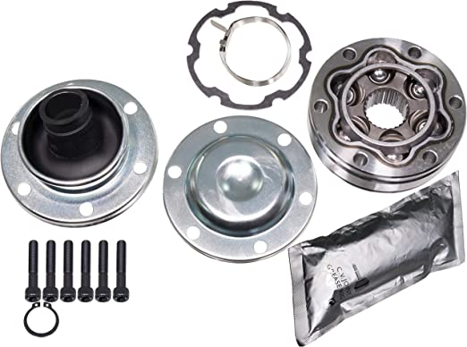 Front Driveshaft Front /& Rear Position CV Joint Kit for 2002-2007 JEEP LIBERTY