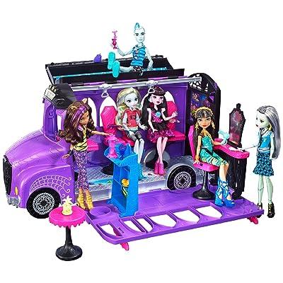 Monster High FCV63 - Autobús: Juguetes y juegos