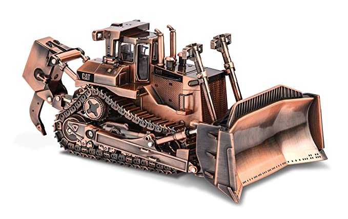 Caterpillar D11T Track Type Tractor Copper Finish Commemorative Series  Vehicle