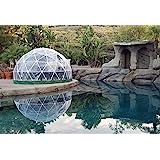 "Sonostar Hub - Standard 1/2"" PVC Bubble Dome Kit - 11.75' Dining Dome, Dining Pod, Patio Dome, Greenhouse, Gazebo, Play Area"