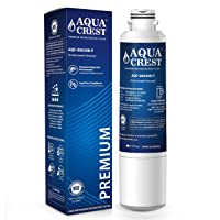 Deals on Aquacrest Refrigerator Water Filters Replacements