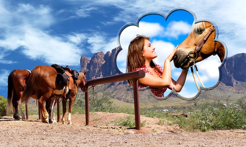 Marcos de la foto del caballo: Amazon.es: Appstore para