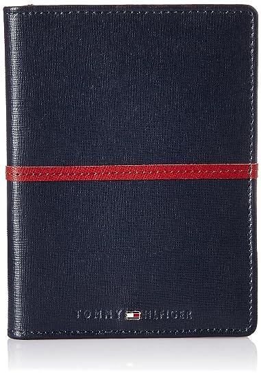 Porte-monnaie Tommy Hilfiger Bleu Marine / Blanc i4ALcCDS