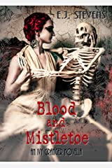 Blood and Mistletoe (Ivy Granger, Psychic Detective) Kindle Edition
