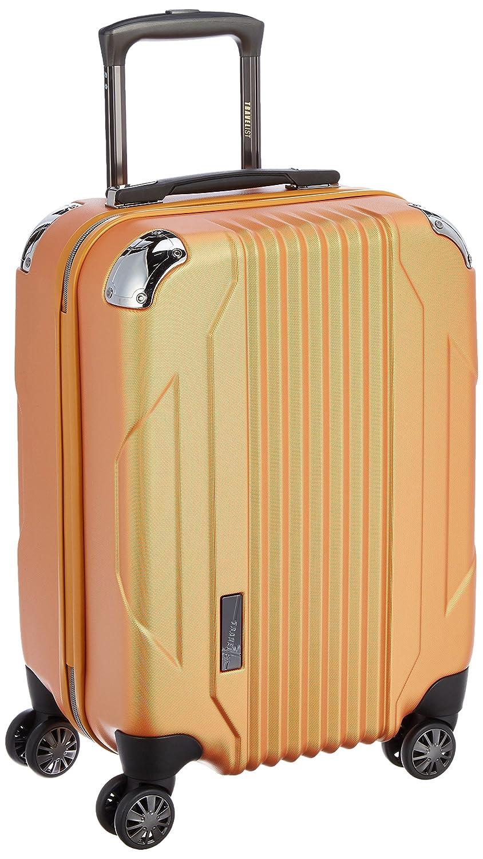 [トラベリスト] スーツケース キャパリエ 大容量 ファスナーハード 容量38L 縦サイズ54cm 重量3kg 76-30267  オレンジ B01MUBLON1