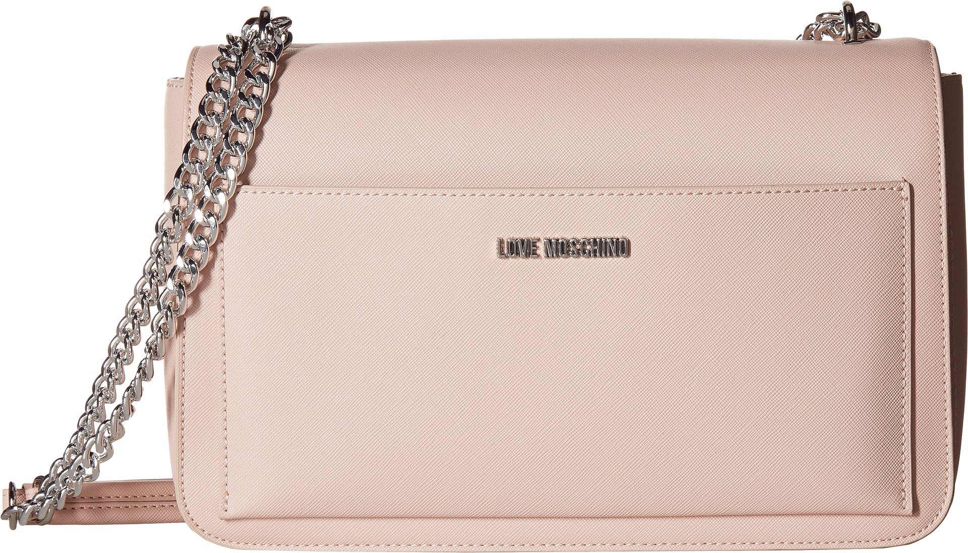 LOVE Moschino Women's Shoulder Bag Pink One Size