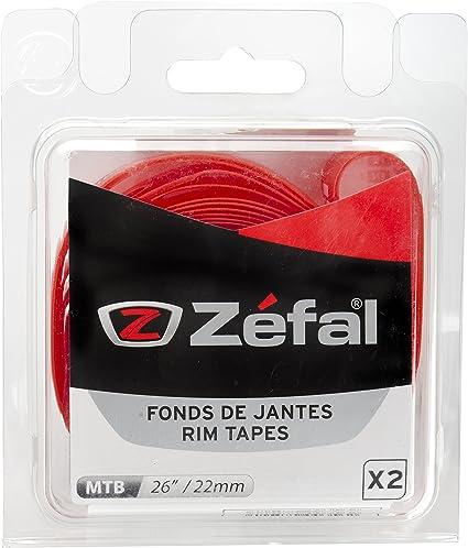 VELOX Haute Pression en PVC Jante 700/C x 16/mm/ /Rouge