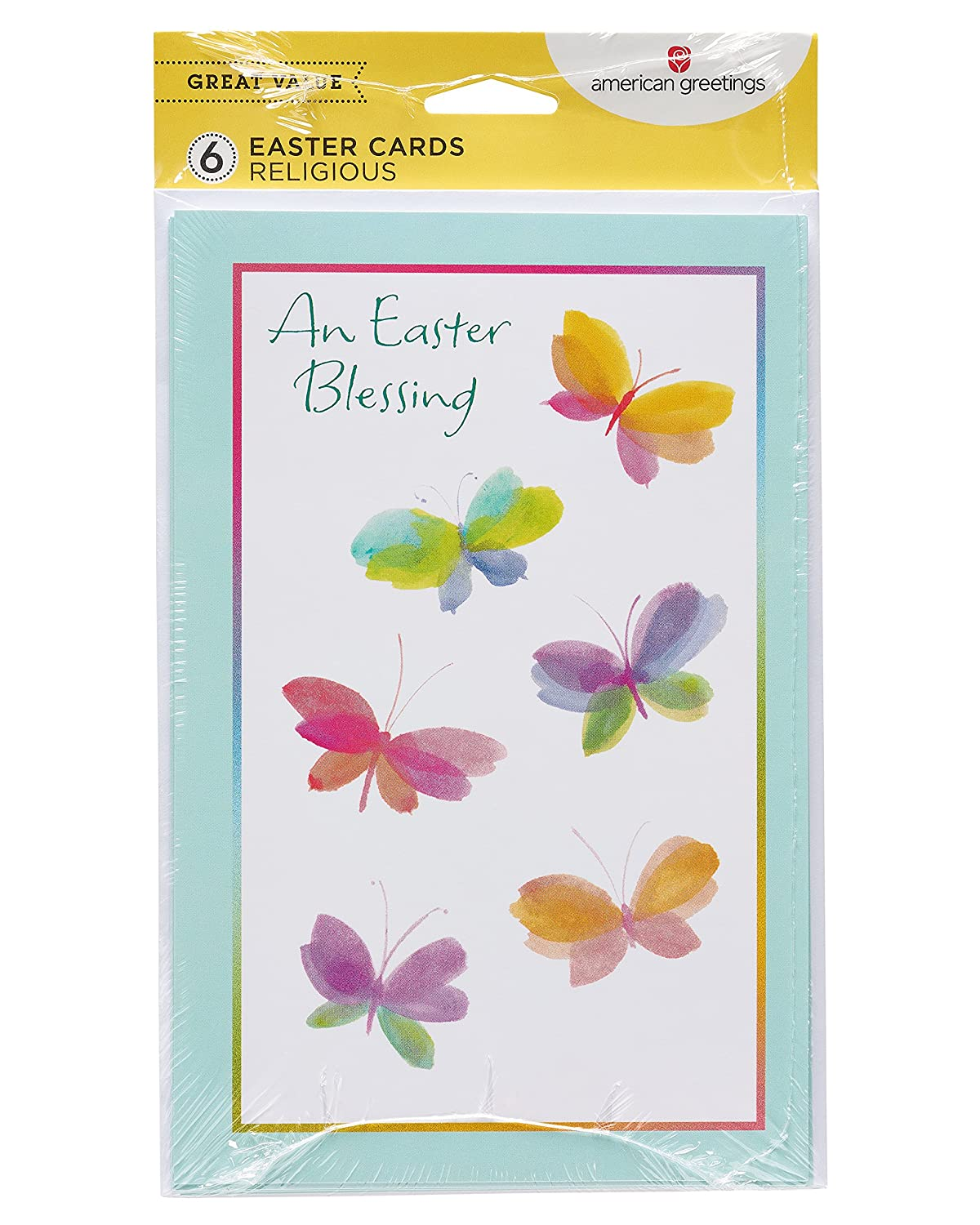 Amazon American Greetings Religious Blessing Easter Card 6