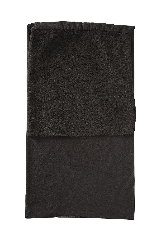 Mountain Warehouse Polar Fleece Head Tube -Durable All Season Headband Black 021593005001