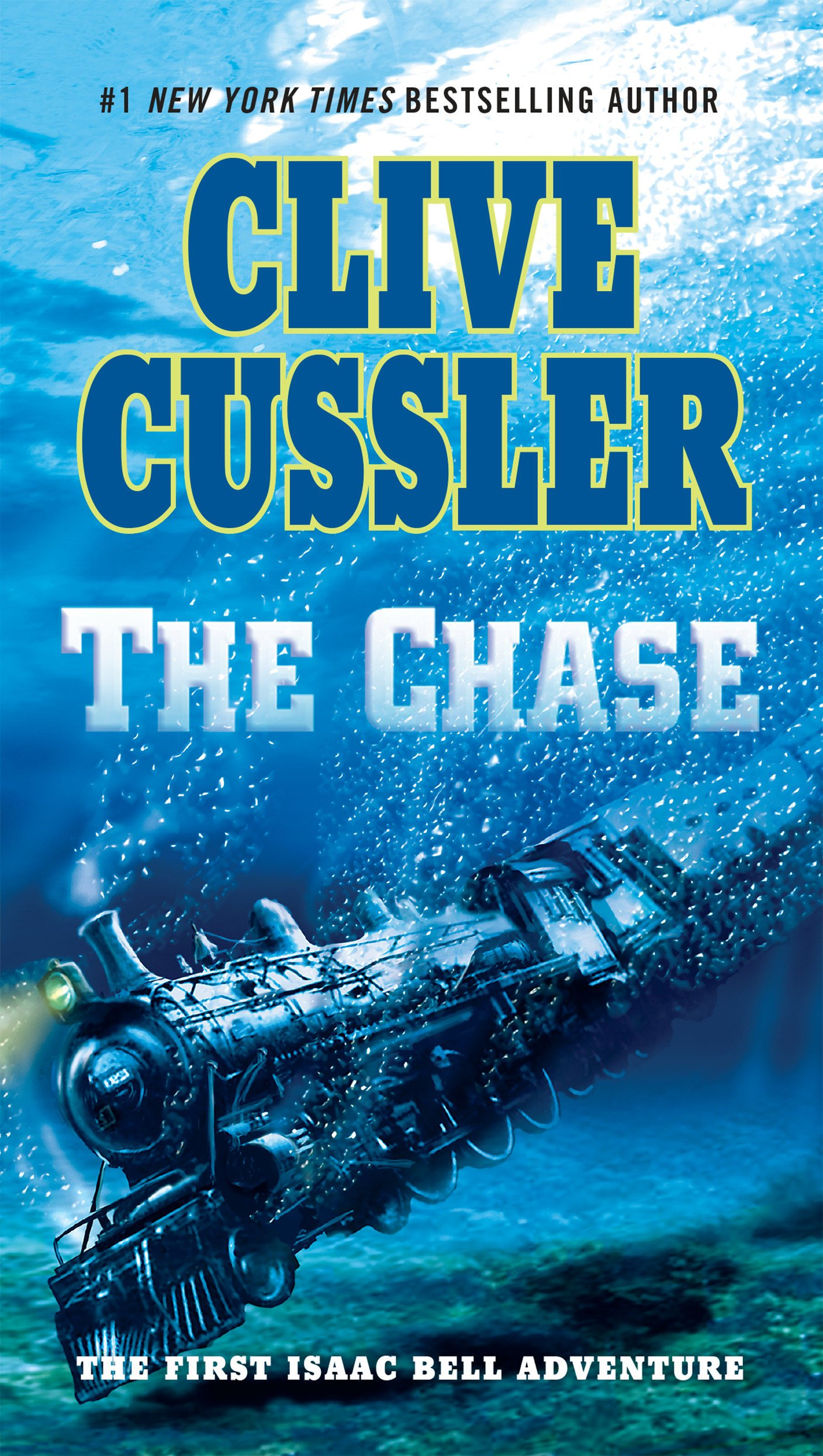 Amazon.com: The Chase (An Isaac Bell Adventure) (9780425224427): Clive  Cussler: Books