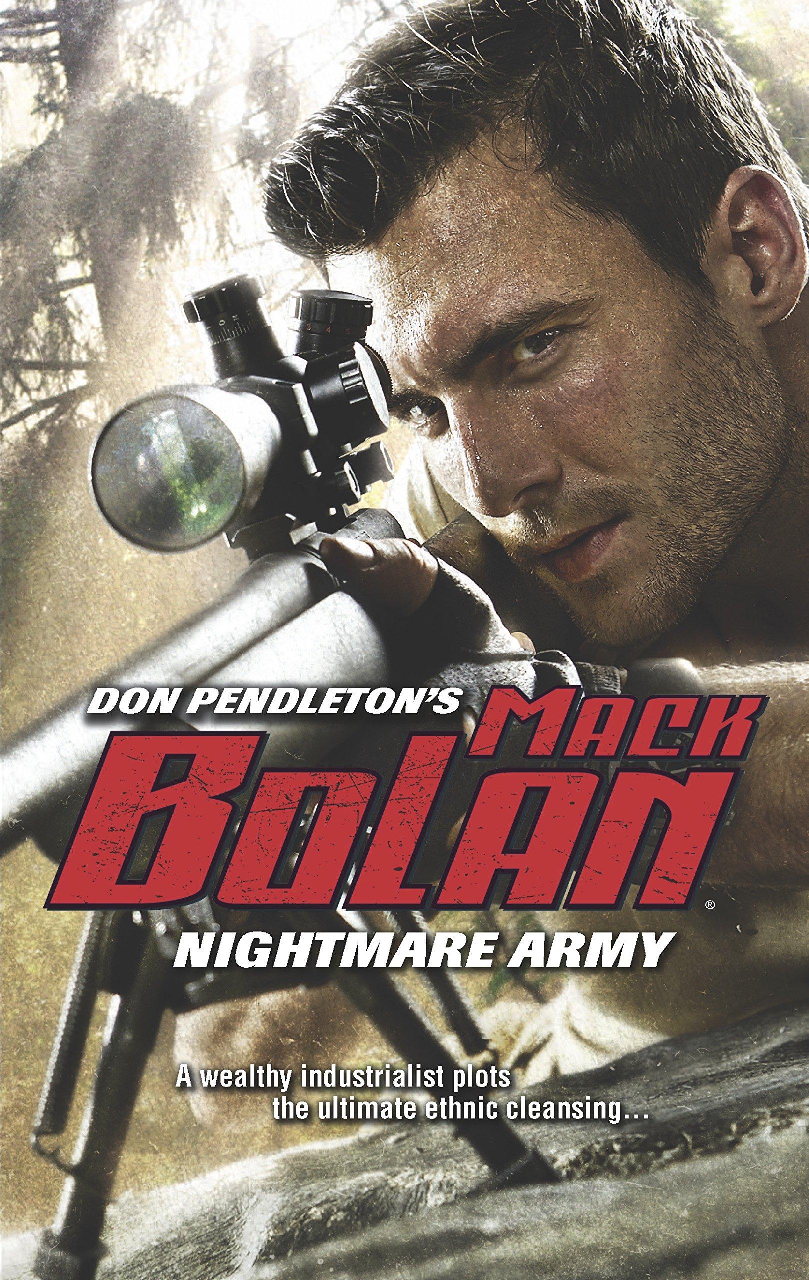 Amazon.com: Nightmare Army (Mack Bolan) (9780373615735): Don Pendleton:  Books