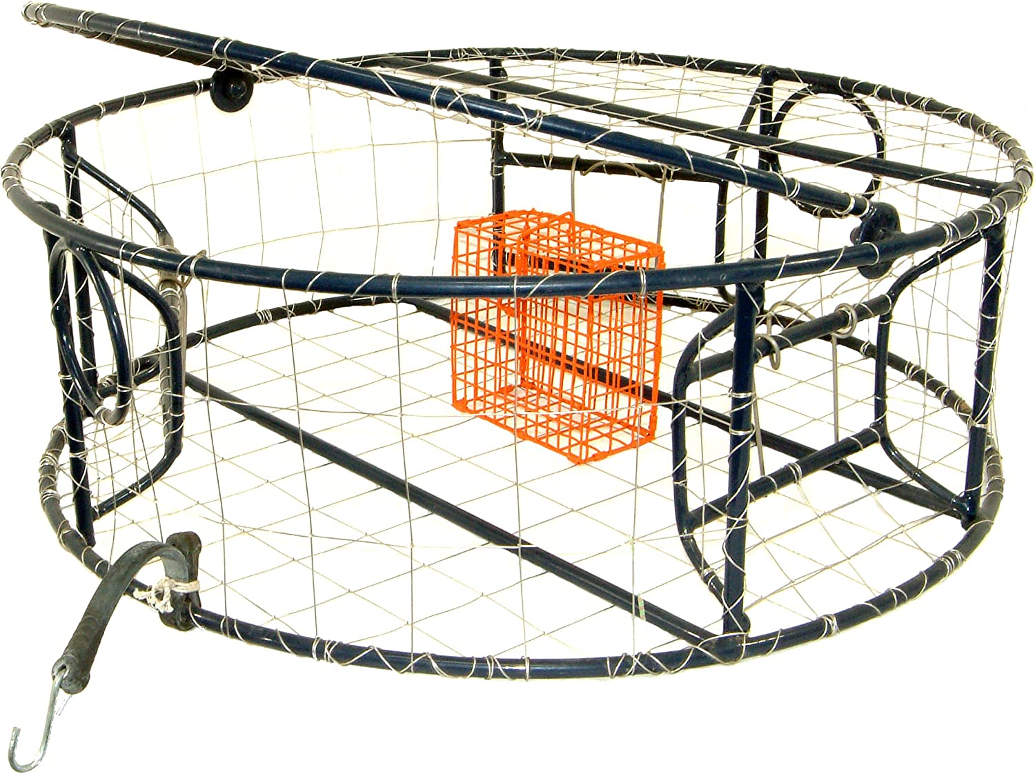 Amazon.com : Protoco 3 Tunnel Ultra Lite Crab Pot : Protoco Crab Traps :  Sports & Outdoors