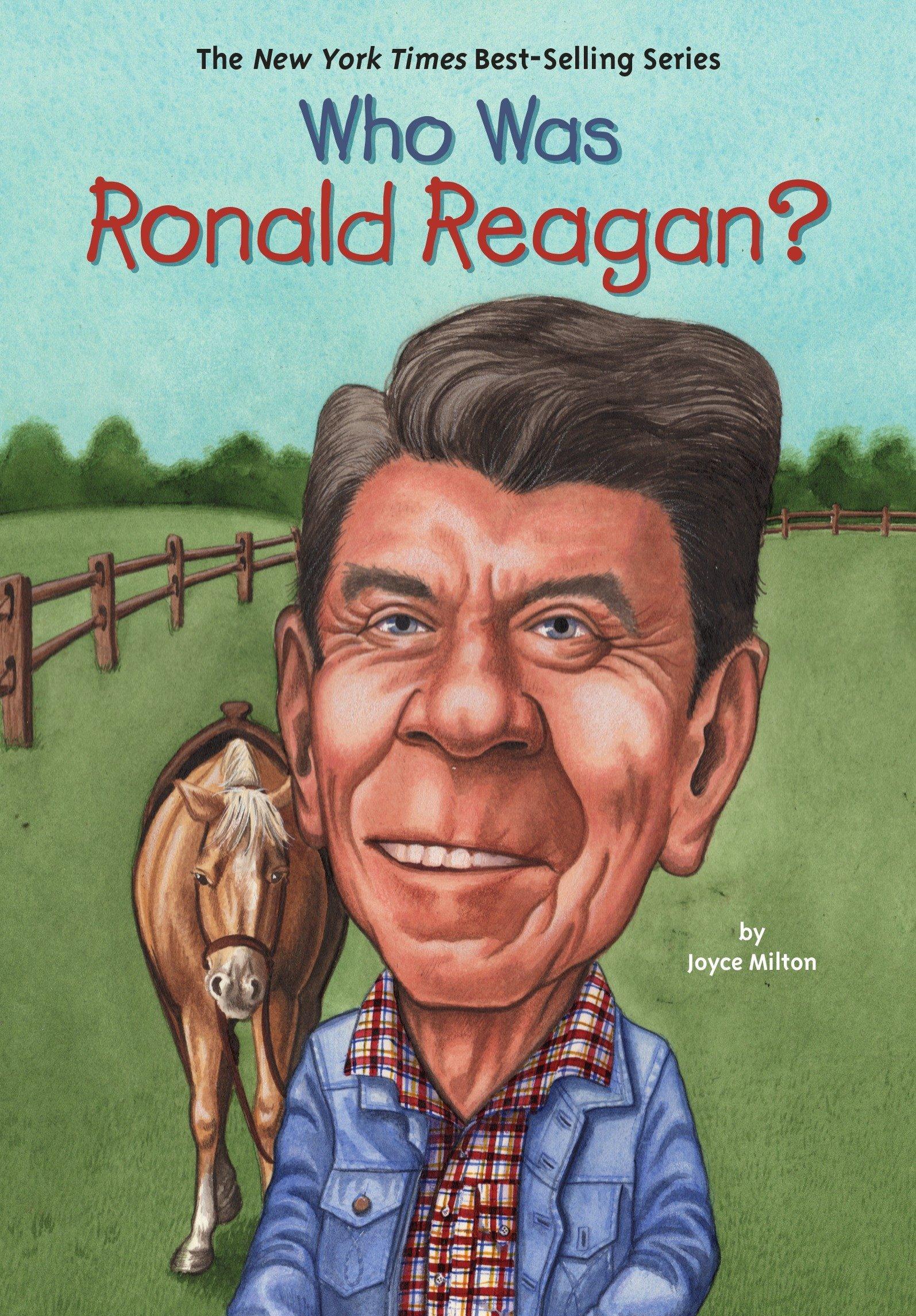 Download Who Was Ronald Reagan? pdf