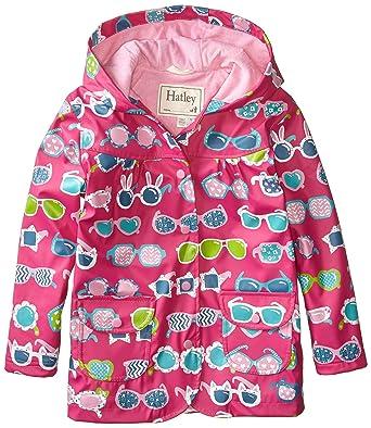 ca8fdbeb71bb Amazon.com  Hatley Little Girls  Girls Sunglasses Raincoat  Clothing