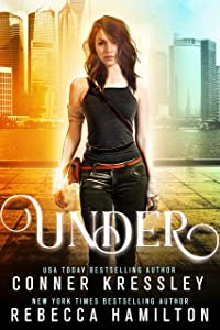 UNDER: A Dystopian Paranormal Romance Novel (Othala Witch Collection Sector 5)