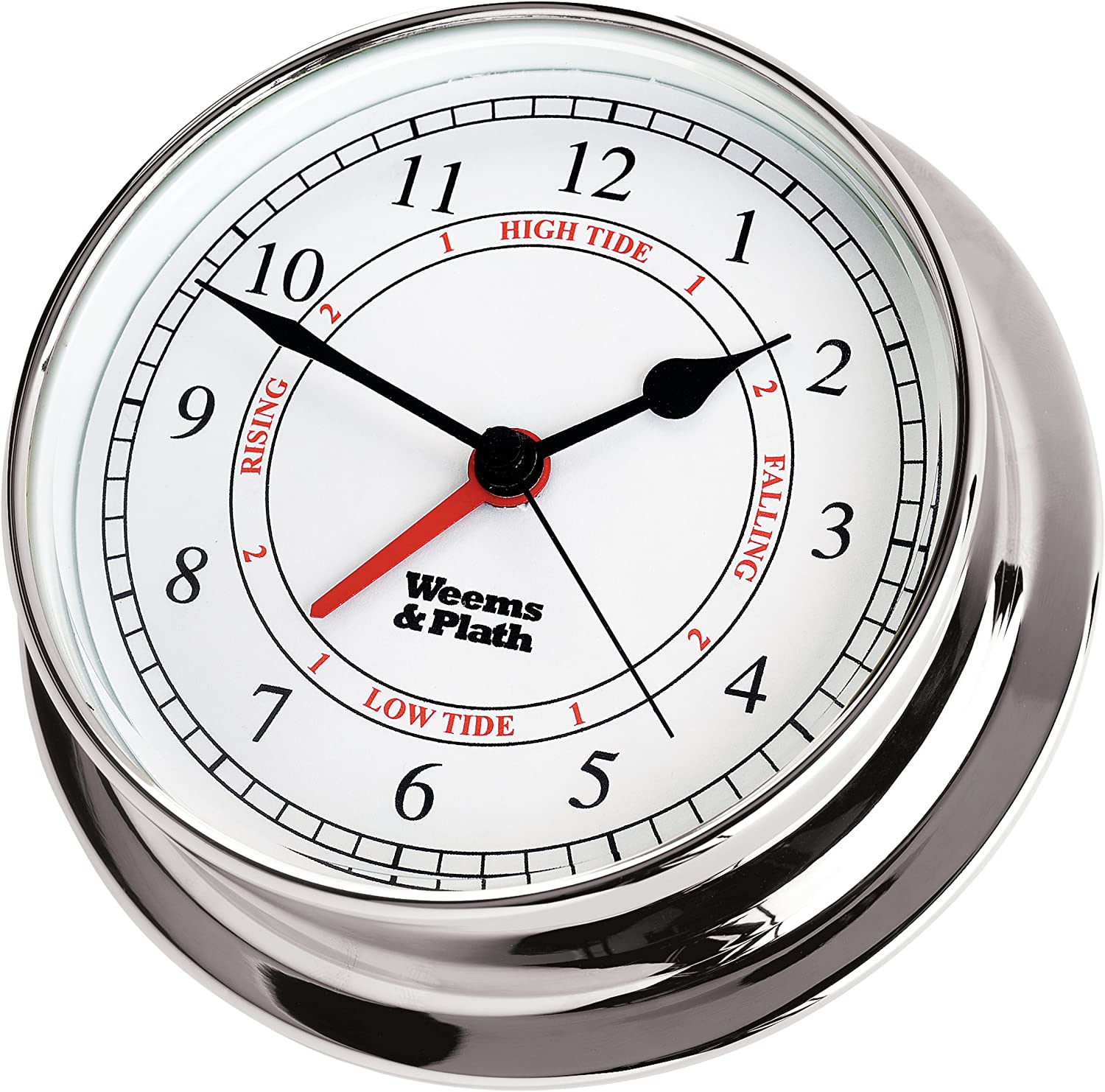 Weems and Plath Bluewater Time and Tide Clock