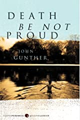 Death Be Not Proud (P.S.) Kindle Edition