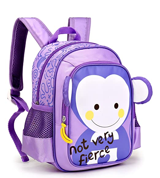 345616a1f63 ART Animals Cartoon School Bags for Boys Girls Nylon Orthopedic Children  Backpacks Best Gift Children School