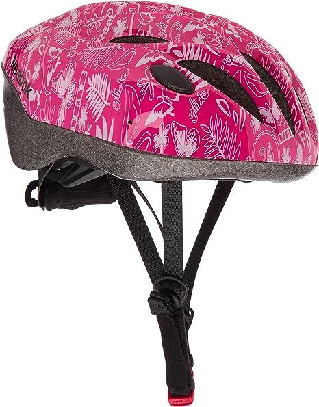 Reebok Cycling - Casco de Ciclismo para niña para Bicicleta de ...