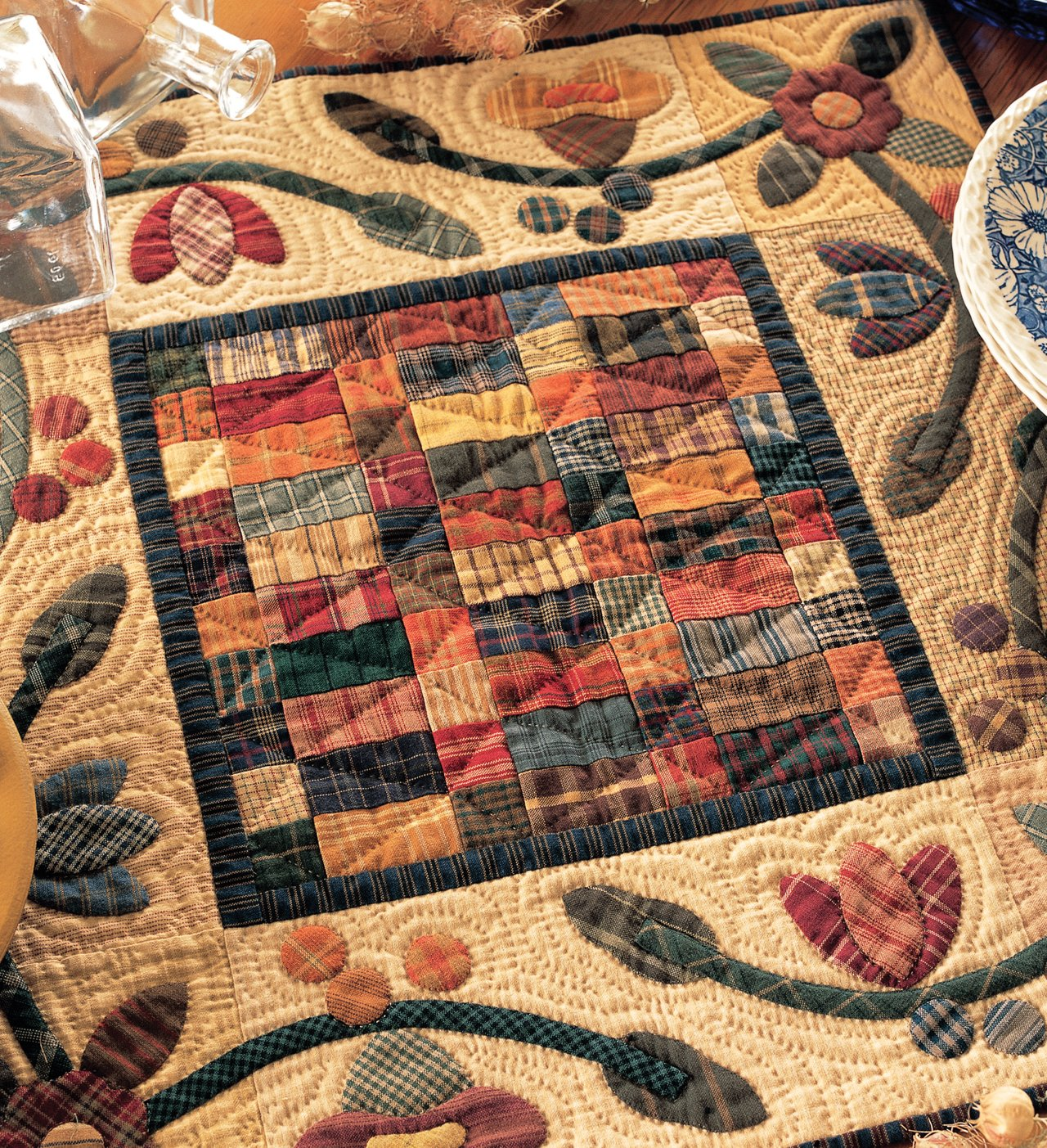Simple Blessings: 14 Quilts to Grace Your Home: Kim Diehl ... : kim diehl quilts - Adamdwight.com