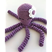 Crochet Octopus for babies, octopus for preemies - Liliac