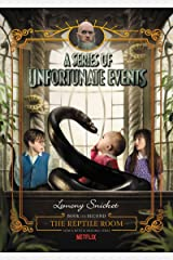 A Series of Unfortunate Events #2: The Reptile Room Kindle Edition