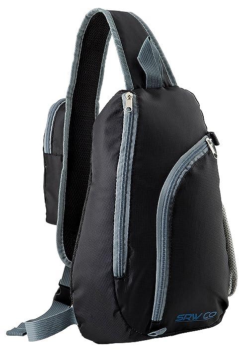 Amazon.com : SRW Co Crossbody Tablet Single Strap Backpack - All ...