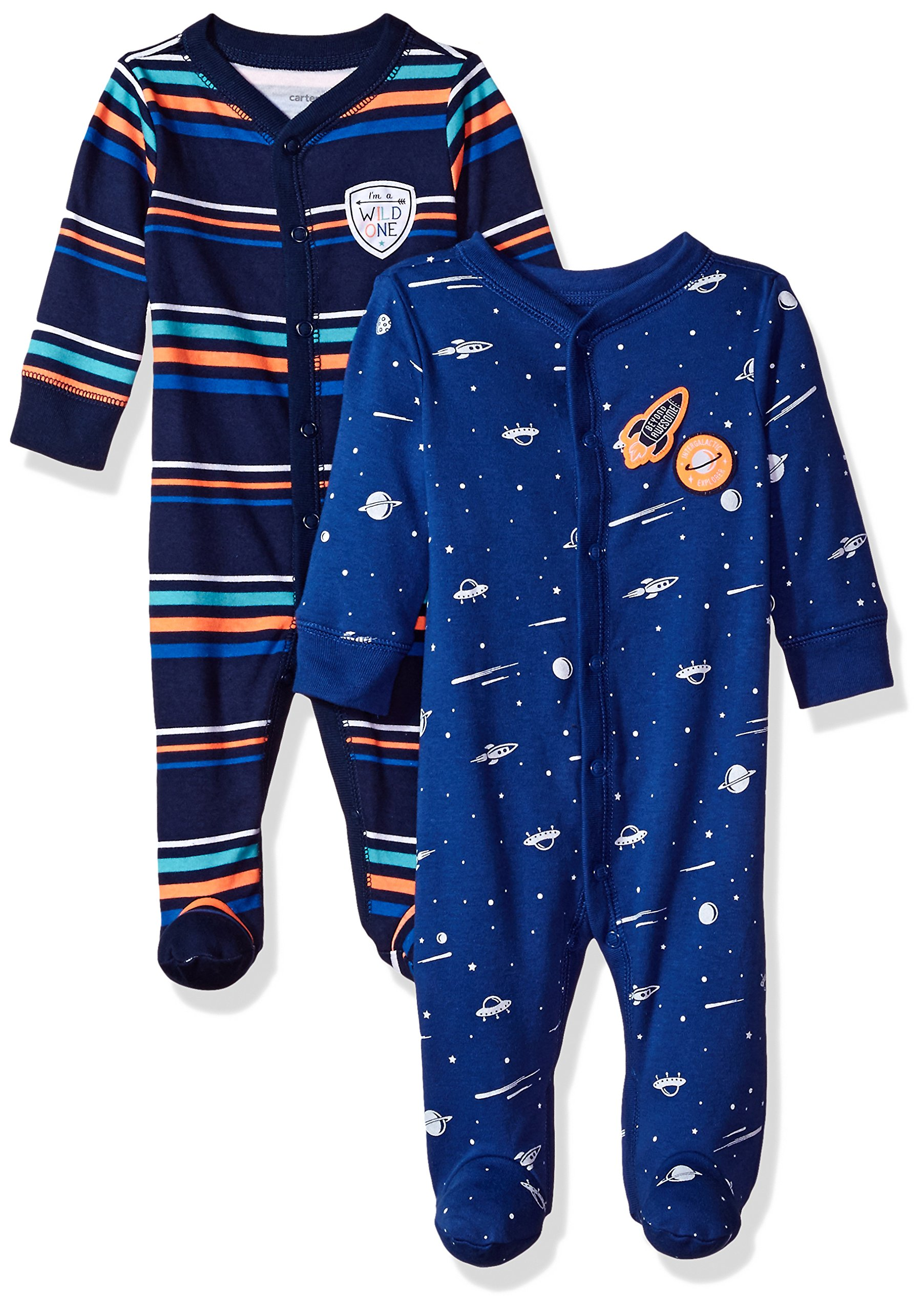 bb784a69c Best Rated in Baby Boys  Footies   Rompers   Helpful Customer ...