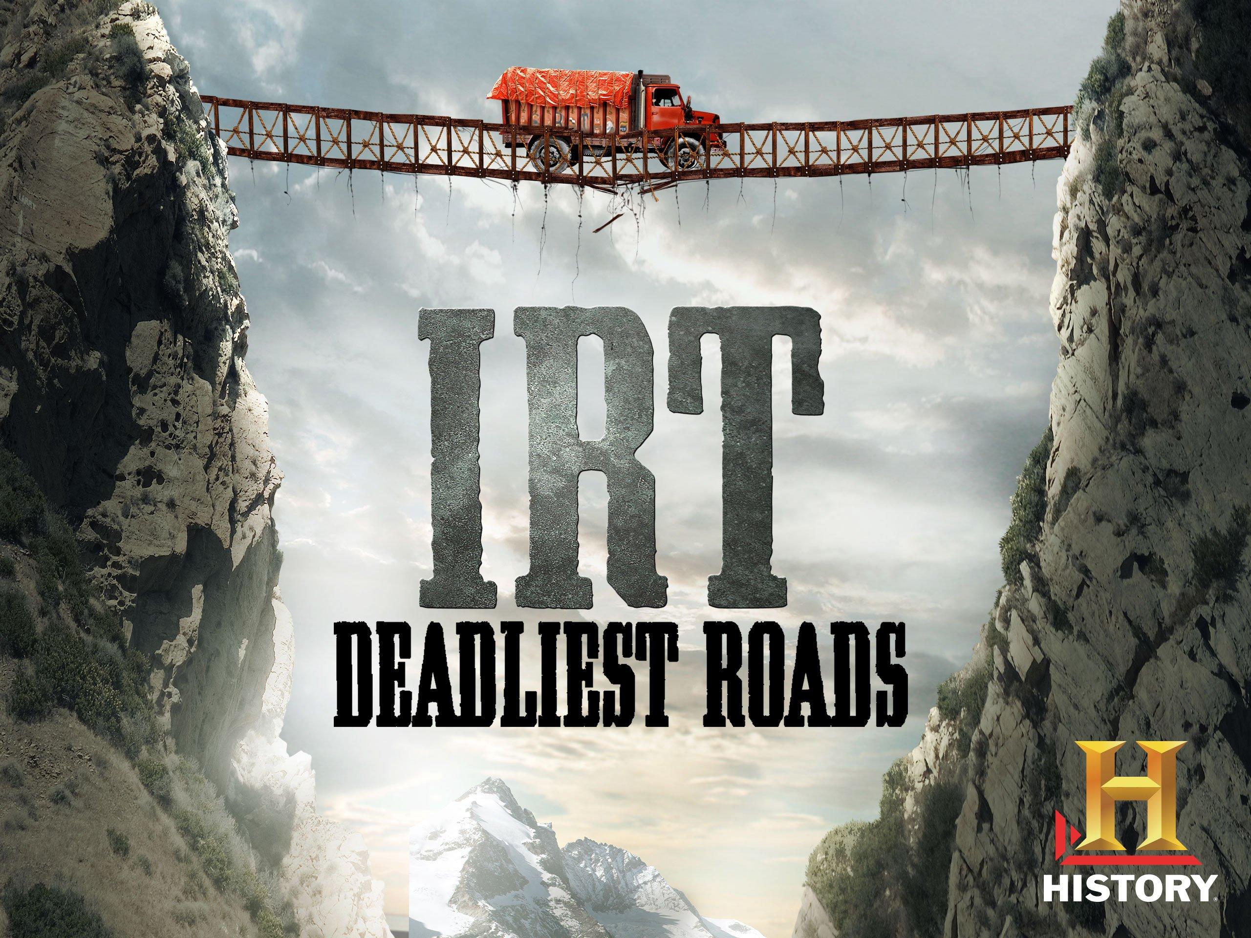 مرگبارترین جاده ها (مستند)