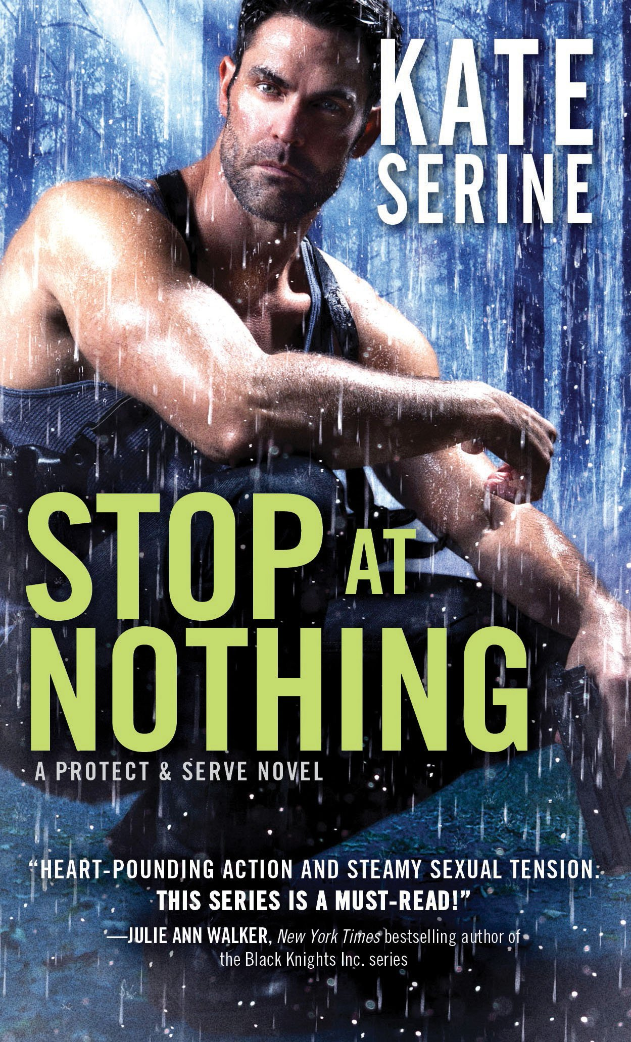 Download Stop at Nothing (Protect & Serve) PDF