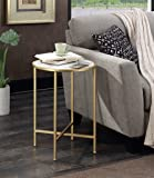 Amazon Com We Furniture 36 Quot Coffee Table With X Base