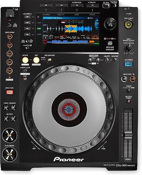 Pioneer CDJ-900NXS mezclador DJ: Amazon.es: Electrónica