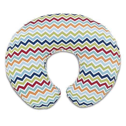 917 opinioni per Chicco 08079902360000 Boppy Cuscino Allattamento, Multicolore (Colorful Chevron)