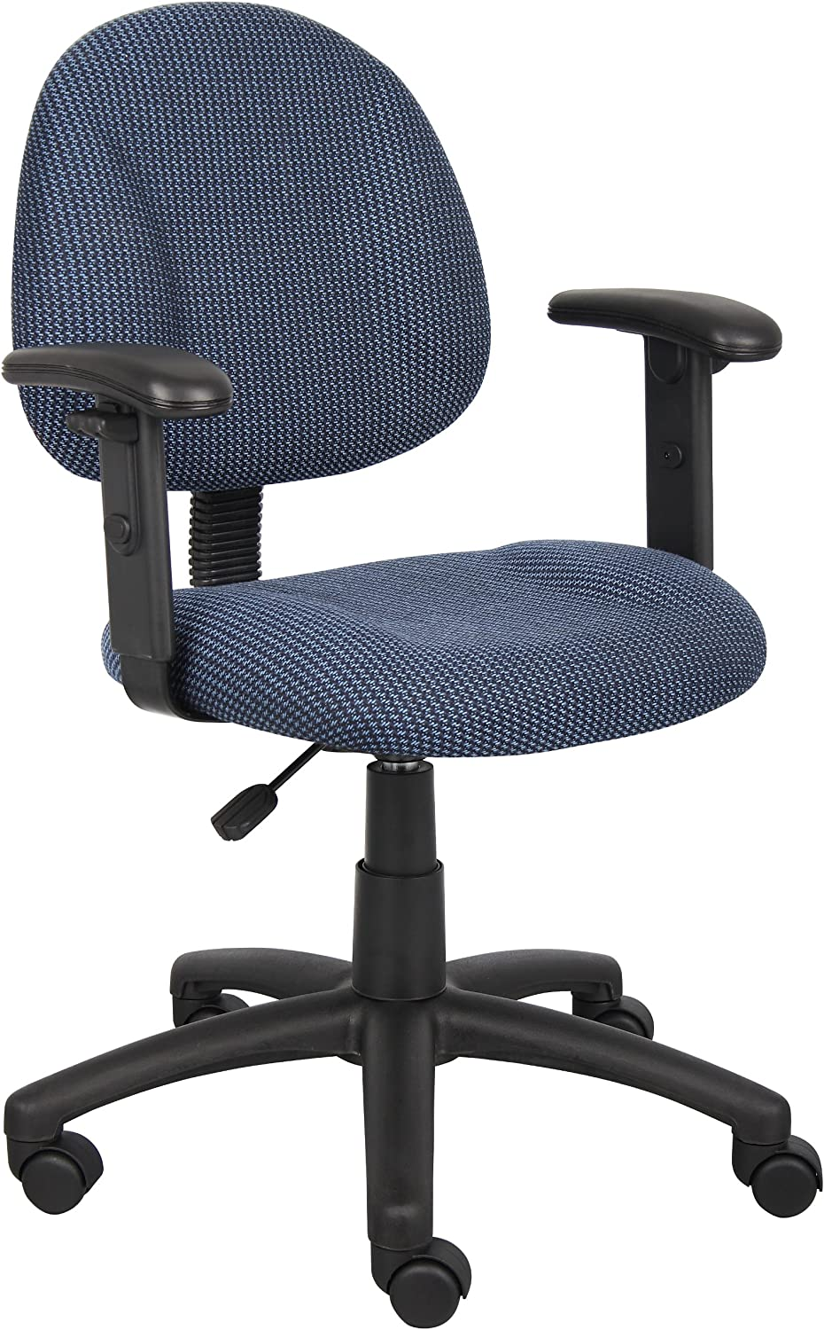 Boss Deluxe Fabric Office Chair